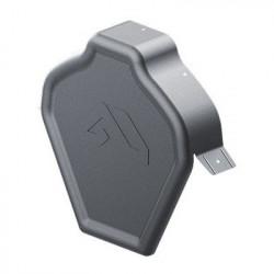 Заглушка конька GS-LUX X-Matt